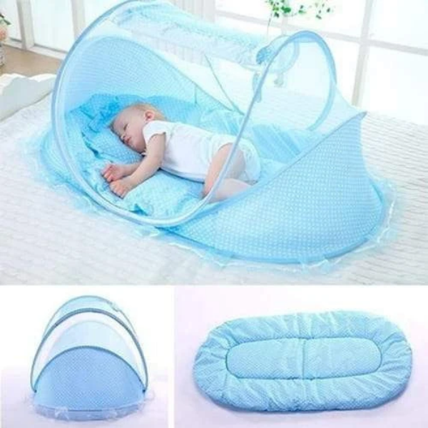 Large Baby Sleeping Tent – Blue