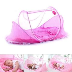 Large Baby Sleeping Tent – Pink