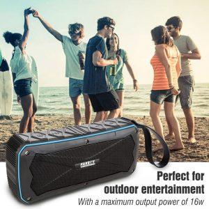 Bluetooth Speaker Mobile Water Resistant