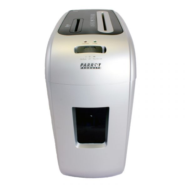 Paper Shredder (6 Sheets, 3*9mm, Micro Cut - High Security)