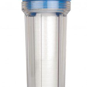 Water Filtration System filter, GAC+KDF cartridge