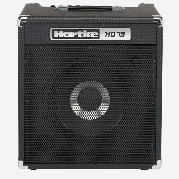 75 Watt Hartke HD75 Bass amplifier speaker