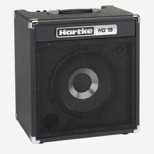 75 Watt Harteke HD75 Bass amplifier speaker