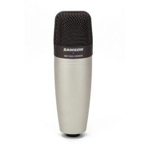 Samson studio condenser microphone CO1