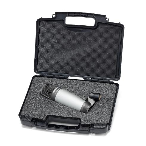 Samson studio condenser microphone CO1 in case
