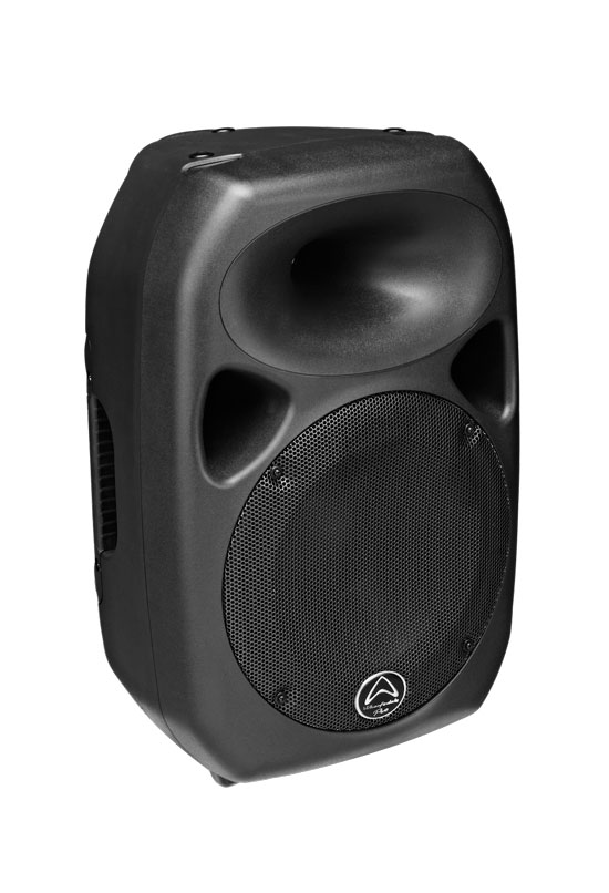 Titan 12D The Titan 12D active PA speaker is the result of years honing the Titan design. Q-Bit DSP technology, a titanium compression driver and a heavy-duty cast-frame woofer, ensure absolute accuracy, high output and the smooth, wide dispersion of the critical mid and high frequency ranges, as you would expect in this latest model. Whilst being the mid-sized speaker in its range, it is still regarded as ultra-portable and light weight, lending itself to a whole host of audio applications from gym and other fixed venue installations along with mobile DJ and band use too.